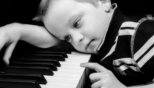 ピアノレッスン時のけじめのつけさせ方